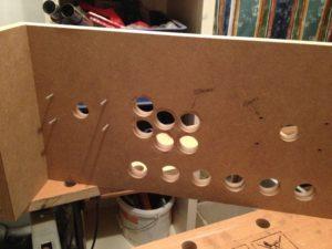 Test-Control-Panel
